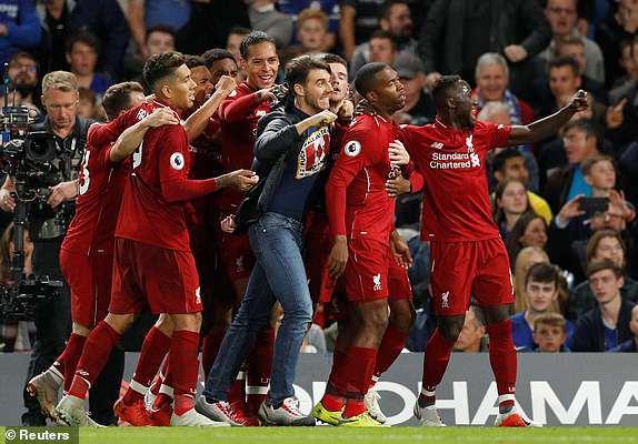 利物浦独狼连破切尔西迎里程碑 一数据仅逊6名宿