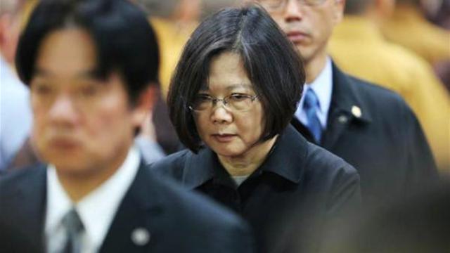 """蔡英文大限将至?港媒:台湾年底选举 民进党大溃败已成""""定局"""""""
