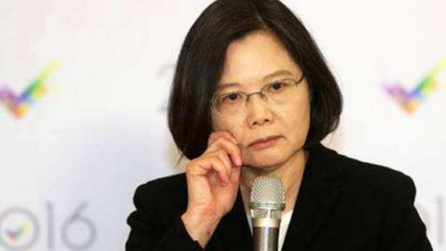 """蔡英文要提前下台?台前民代:若这件事失败 台湾政坛要""""变天"""""""