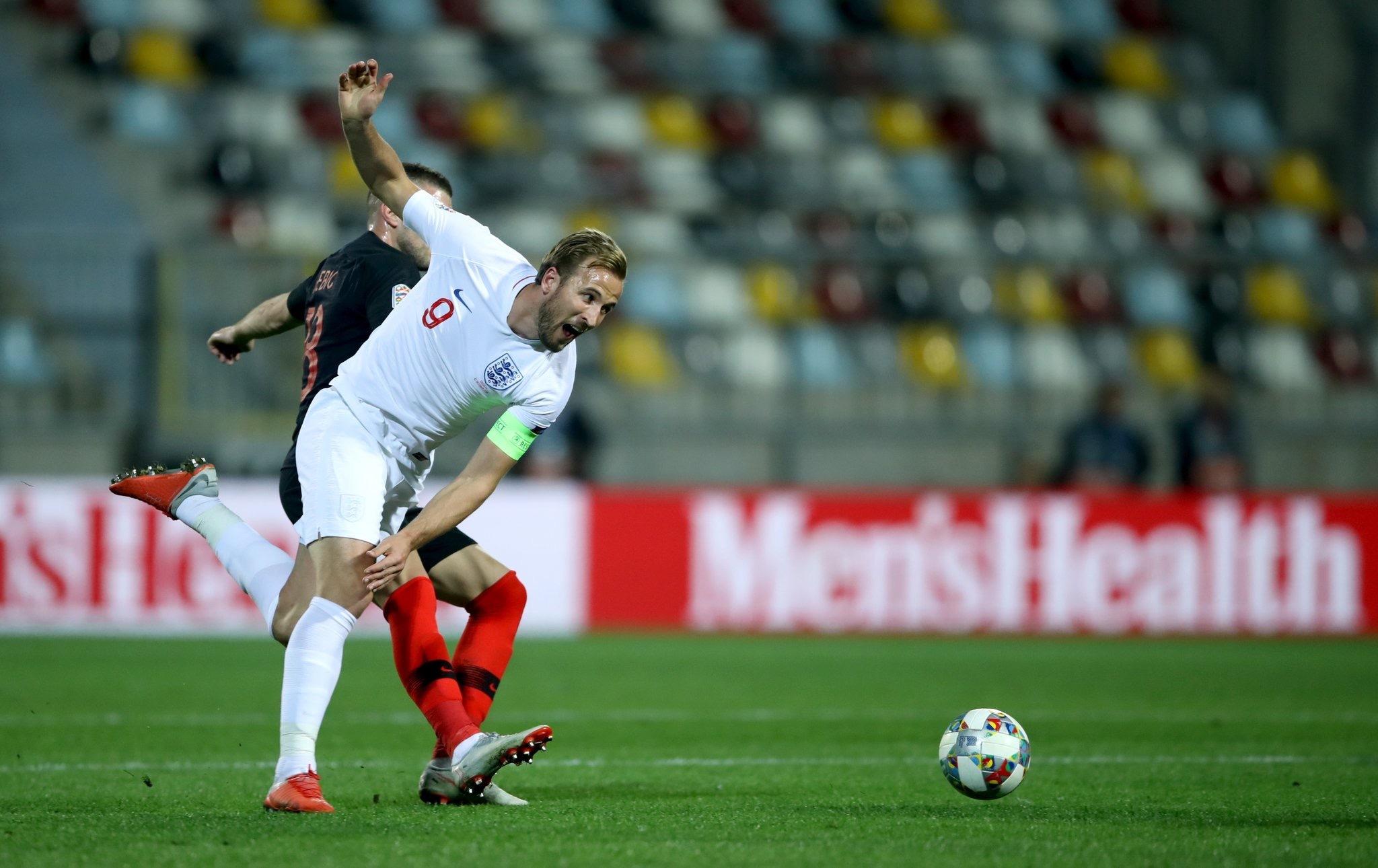 全场仅1射!凯恩遇连续6场国家队球荒 世界杯金靴徒有其名