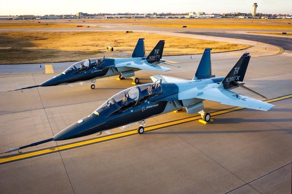 美国空军的军火商 — 波音公司的近况