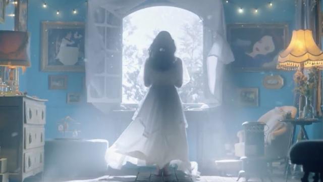 【日本广告】2018资生堂心机蜜粉CM_「7つの雪の魔法」篇