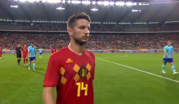 那不勒斯大将爆射攻破荷兰城池 结束8场国家队进球荒