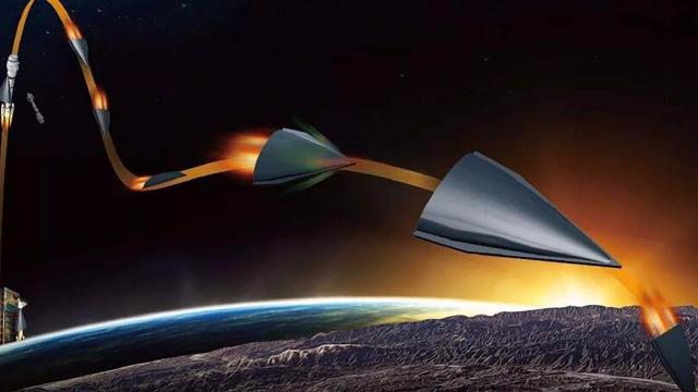 美国家里藏着四大超级武器研制计划 个个高精尖 专为中俄准备