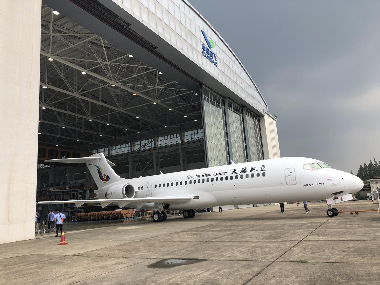 ARJ21即将交付首家体系外用户  售后重要勿重蹈俄产客机覆辙