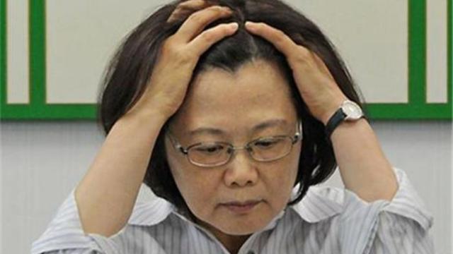 蔡英文大势已去?资深老党员改挺国民党:爱台湾就不挺民进党!