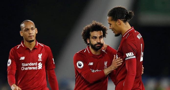 利物浦不败紧逼曼城 三队不败英伦史上第一遭