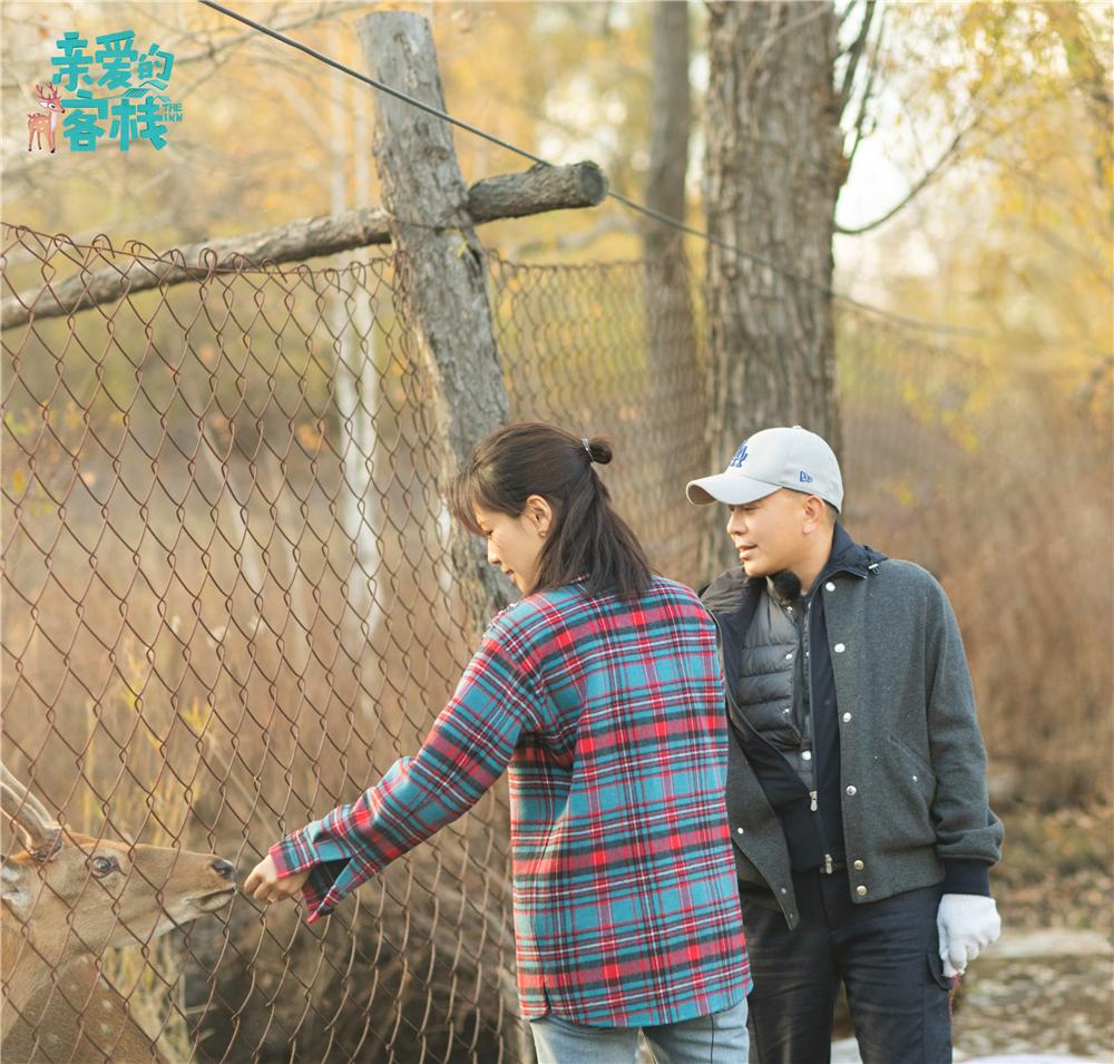 《亲爱的客栈2》刘涛带垃圾袋引爆笑 王珂尽显反差萌