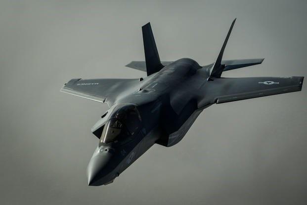 F35战机80%恢复使用 但美军对它依旧不放心