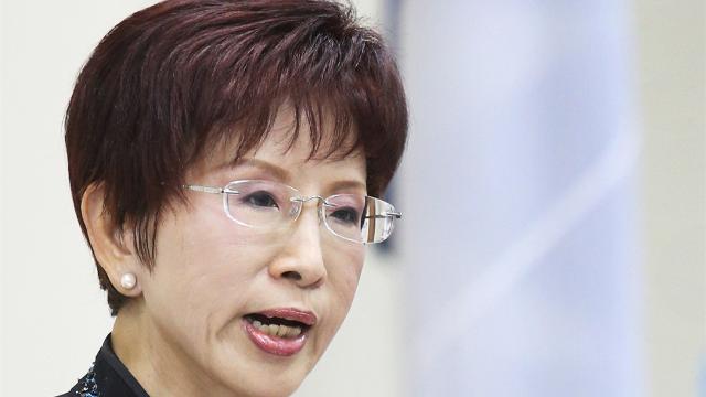 忍无可忍!国民党前主席站台炮轰台当局:台湾不能甘为美国棋子