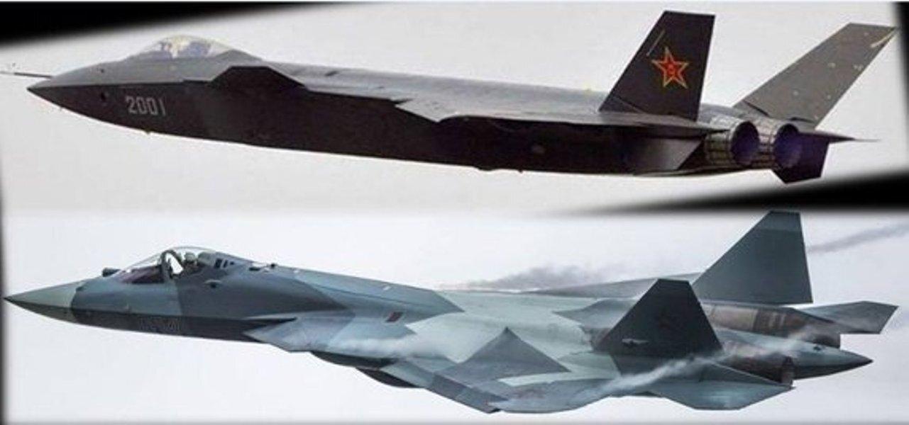 美媒盘点三大国战机数量 中国或已装备25架歼