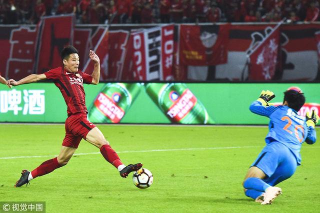 里程碑!武磊迎中超100球 单赛季进球数再创新高