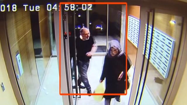 新进展!土耳其检察官:沙特记者一进领事馆就被勒死 尸体被肢解