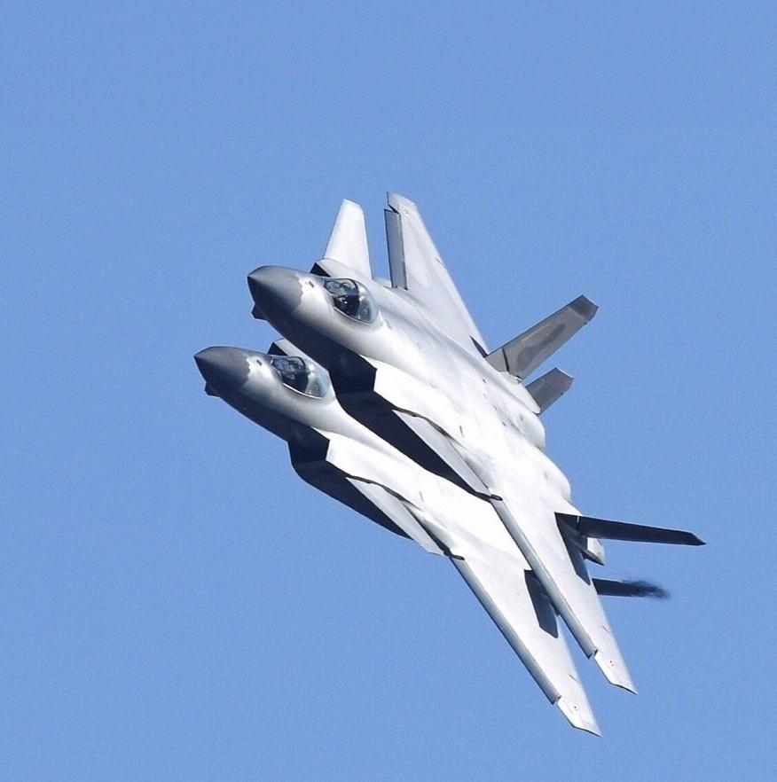 有架飞机风头可能盖过歼-20  或成为本届航展最大惊喜
