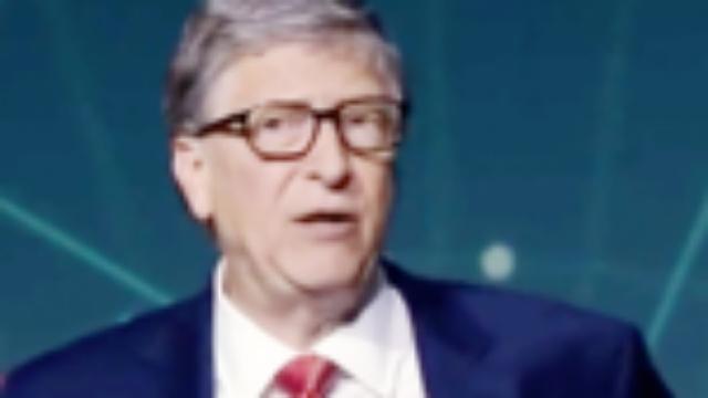 比尔·盖茨演讲:中国扶贫是世界史上最惊人进步之一