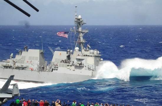 美国海军总司令:中国海军要在海上要守规矩!你喝高了么?