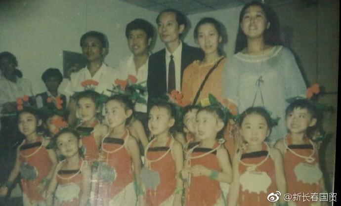 葛优26年前旧照曝光 容颜竟没什么变化!