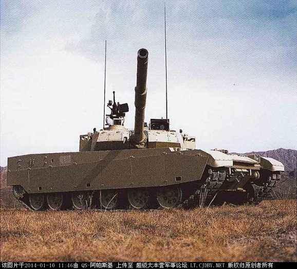 亚博下注【点击登陆】:珠海航展上的国之重器——VT-4主战坦克