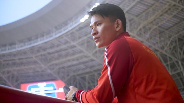 清华澳门研究生国家队当教练:我们不比国外运动员差