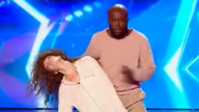 法国这段以家暴为主题的舞蹈,看得人起鸡皮疙瘩