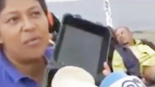 """""""大篷车""""移民抱怨墨西哥免费伙食:简直就是在喂猪"""