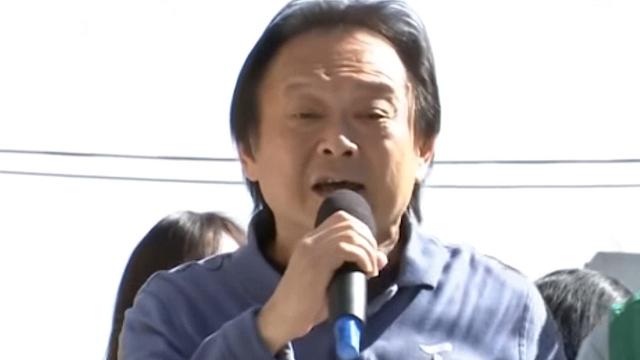 现场!被韩国瑜要求兑现承诺跳海 王世坚当众大喊:我害怕!