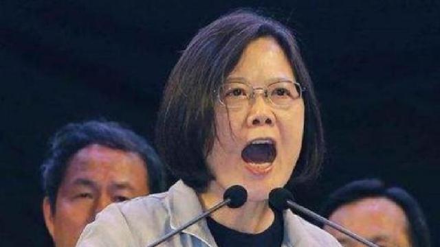 """狂妄!民进党惨败蔡英文不认错""""反甩锅"""":人民跟不上我的步伐!"""