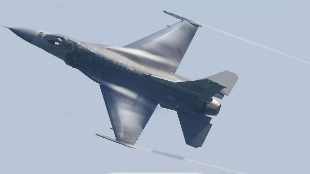 台当局花百亿美元当冤大头采购F16V 买生产线妄图提升工业