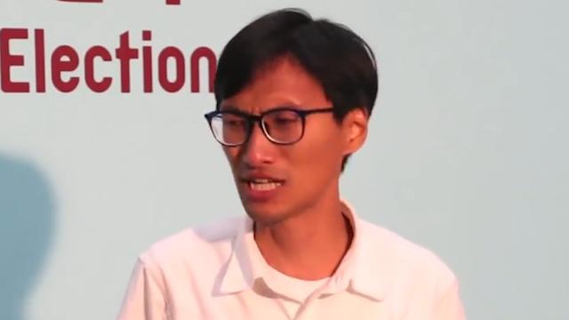 """狂妄!香港选举票王大放厥词:香港《基本法》保障""""港独""""权利!"""