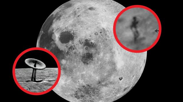"""宣布登陆月背后 """"嫦娥之父""""收警告:小心外星人!"""