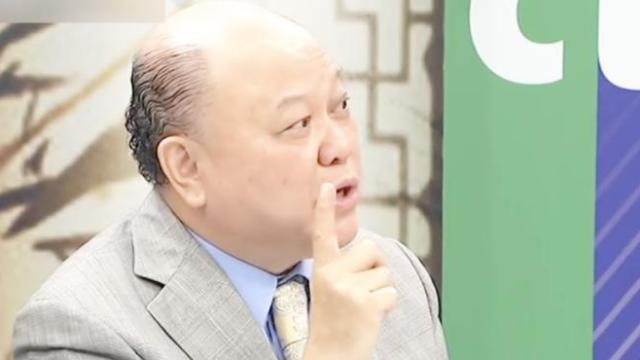 台湾嘉宾一番话令人动容:中国的强大何错之有?