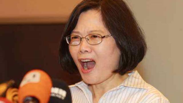 """台当局叫嚣:不会为经济利益 牺牲台湾""""主权"""""""