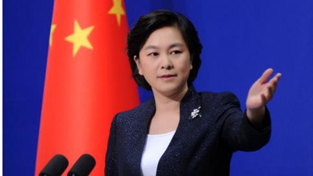 美高官称与萨尔瓦多讨论对抗中国 外交部发言人刚刚明确表态了!