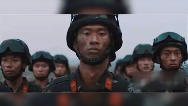 2018请记住这些被刷爆朋友圈的中国军人