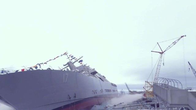 美媒:中国海军崛起速度太快 美先进战舰还没使用就已过时