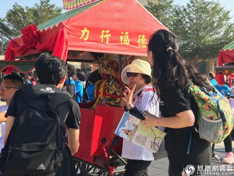 实拍:佛系媒体人玩转佛光山世界神明联谊会