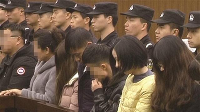 组织卖淫超7万次!浙江台州高档酒店卖淫案宣判