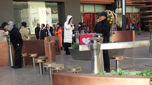 北京王府井建78平米豪华吸烟区 北京控烟协会回应