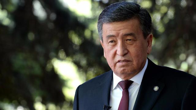 为还债要割领土给中国? 吉尔吉斯斯坦总统、总理驳斥谣言