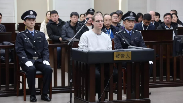 加拿大籍毒贩在华获死刑 美国网友:他咎由自取,应该绞死他!