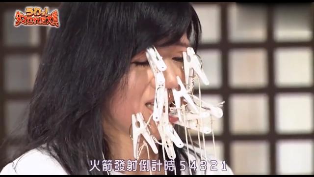 日本不良节目:热辣御姐女忧被整蛊,上画面好美