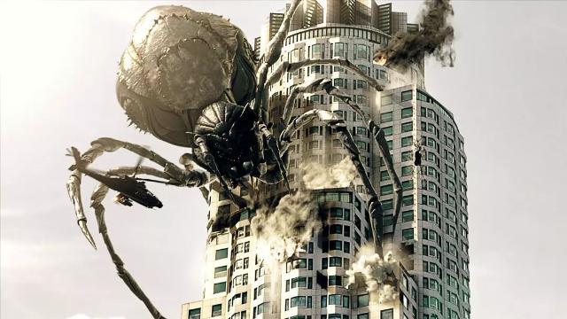 除虫英雄变蜘蛛,机智斗败欧美王,一部奇幻搞笑电影科幻专家电影下载迅雷图片