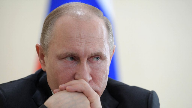俄总统普京再喊话美国:敢这么做 将产生最严重后果!