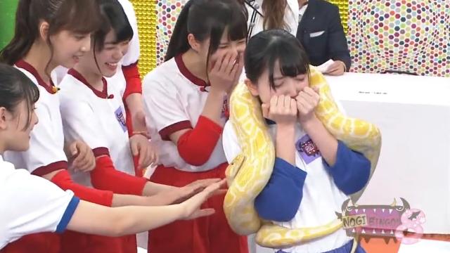 日本美少女挑战失败后,遭到各种残酷惩罚
