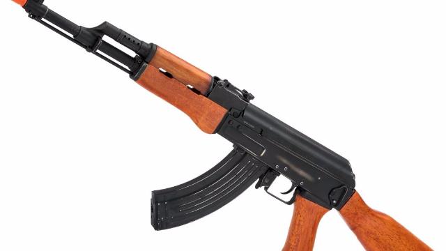 名副其实的枪中之王,生产量超过1亿,活跃在超过100多个国家