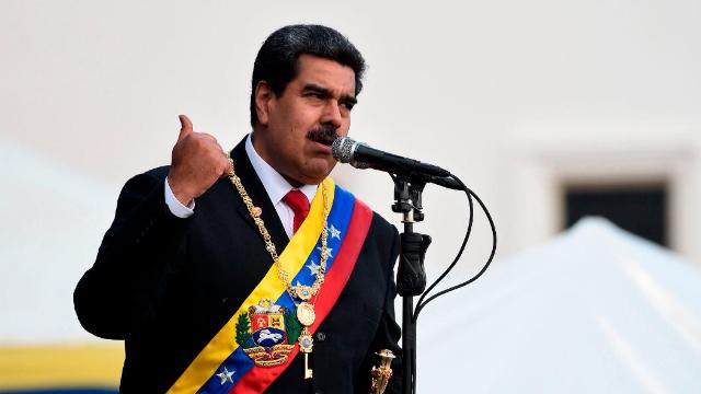 """委内瑞拉驻美武官""""倒戈"""" 委国防部怒批:叛徒!"""