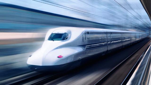 日本时速603公里的高铁,到底有多快?不黑不吹你觉得怎么样?