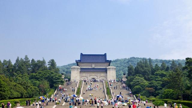 去南京中山陵等其它免费景点必须要提前预约吗?