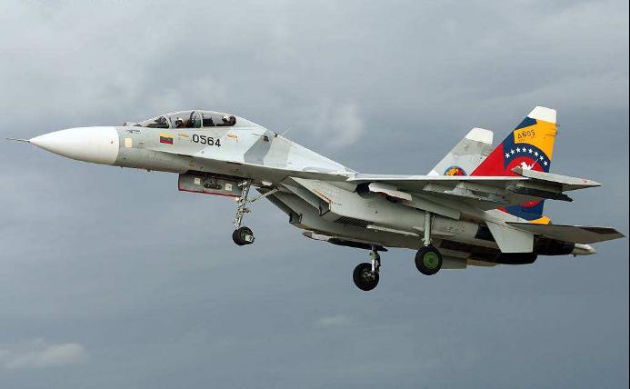 中国苏30具备关键战力 美航母:噩梦来临