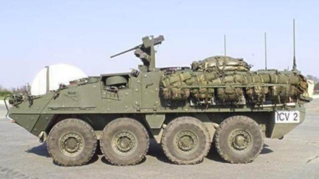 美国陆军为何大规模装备这一战车,数量已超2000辆